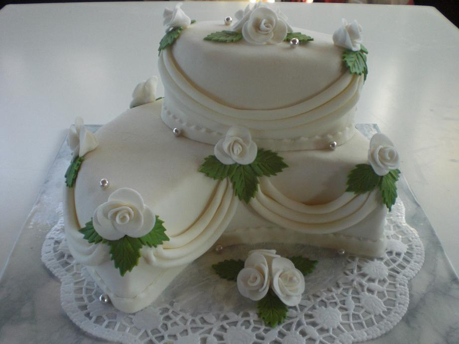Свадебные торты на заказ алматы фото